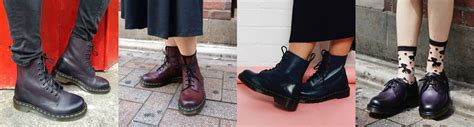 Dr Martens A Guide To The Leather Types That Shoe Lady