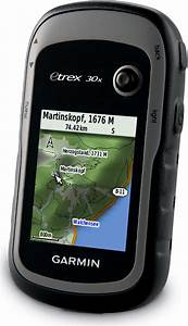 Garmin Etrex 30x Gps Outdoor Handheld With Western Europe Garmin Topoactive Maps