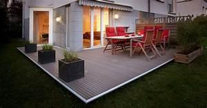 Wpc Terrasse Verlegen : wpc terrassendielen bauwelt p mpel vorarlberg ~ Markanthonyermac.com Haus und Dekorationen