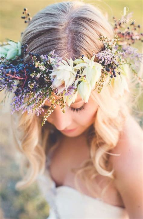 9 gorgeous wedding hairstyles for hair pink book