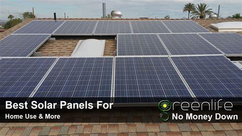 Best Solar Power best solar panels for home use alternative energy llc