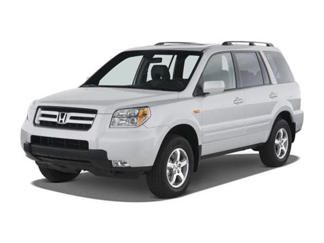 2008 Honda Pilot Review, Ratings, Specs, Prices, And