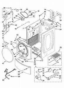 Cabinet Parts Diagram  U0026 Parts List For Model 11086747701