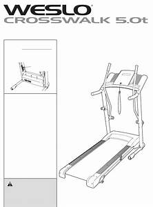 Weslo Treadmill Wctl29310 0 User Guide