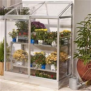 Mini Serre De Balcon : serre de balcon ou terrasse en polycarbonate m ~ Premium-room.com Idées de Décoration