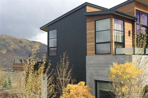 Jetson Green-ecoclad Modern Green Exterior Cladding
