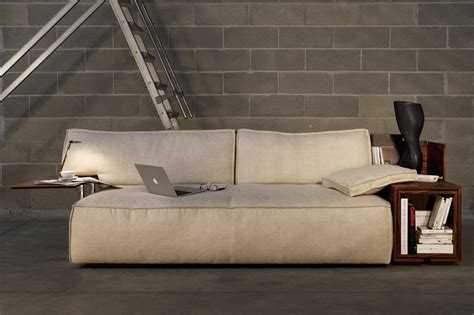 canap cassina starck myworld lounge system by philippe starck for cassina