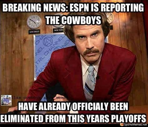 Cowboys Suck Memes - new report on the cowboys meme