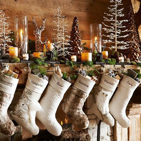 ultimate christmas mantel decor ideas shelterness