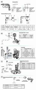 Tankless Water Heater Venting Diagrams