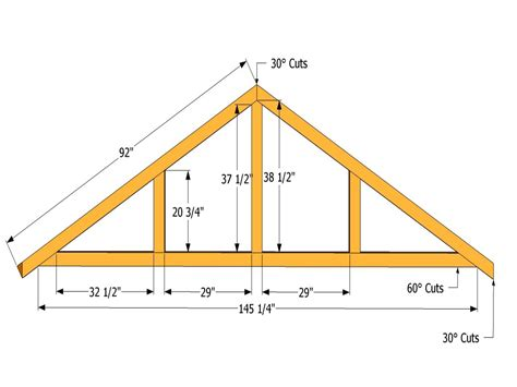 truss design freeware roof trusses joists uk software online how to calculate pitch height