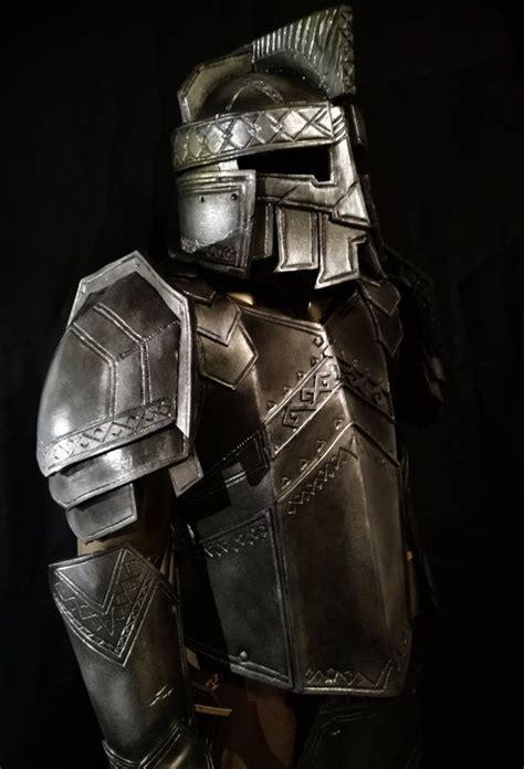 the hobbit dwarve armor template erebor dwarf dwarf warrior cosplay armor dwarven