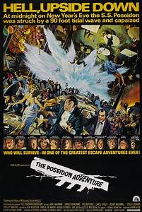 MOVIE POSTERS THE POSEIDON ADVENTURE 1972