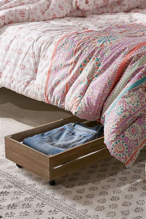 Box Für Unters Bett by 1000 Ideas About Wood Storage Box On Home