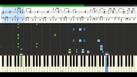 rihanna man  piano tutorial synthesia youtube