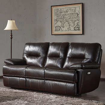 Loveseat Costco by Leather Sofas Sectionals Costco