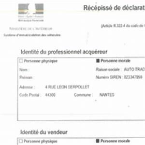 Déclaration D Achat De Véhicule : d marches pour un changement de titulaire pour votre nouveau v hicule ~ Medecine-chirurgie-esthetiques.com Avis de Voitures