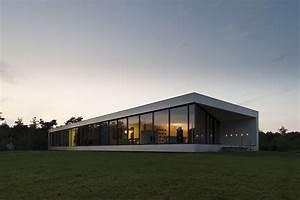 Bridge, House, By, 123dv, Mesmerizing, Sustainable, House, With, Rectangular, Construction