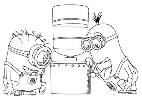 disegni da colorare minions pdf axxa social minions da colorare