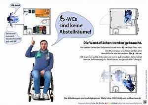 Wofür Steht Wc : 14 woche 2018 rollstuhl wcs sind keine abstellr ume bizeps ~ Frokenaadalensverden.com Haus und Dekorationen