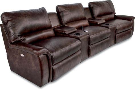 la z boy aspen five reclining home theather