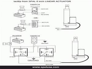 Electric Linear Actuator Wiring Diagram