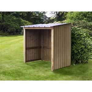 abri jardin bois traite maison design wibliacom With abri de jardin bretagne