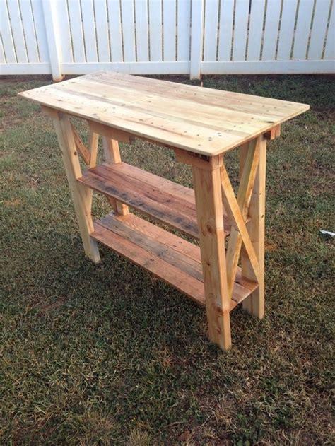 side table   pallet wood pallet ideas