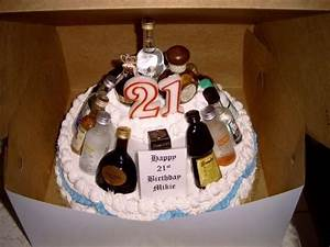 21st birthday cakes for men