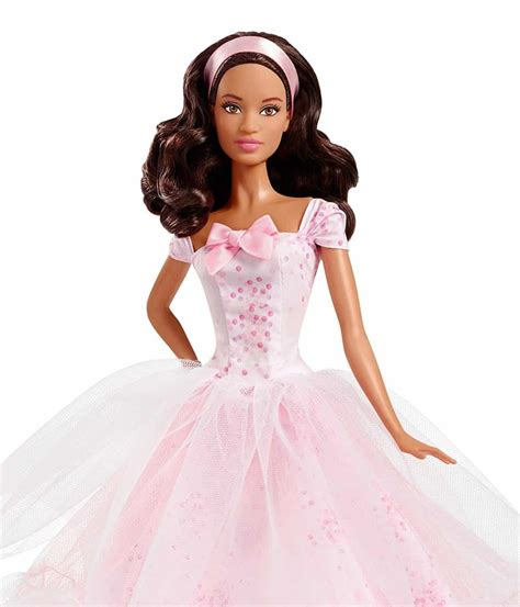 barbie birthday wishes  barbie doll dark brunette