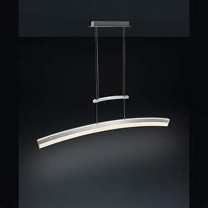 Led Design Lampen : led pendelleuchte mit lichtaustritt nach oben ~ Buech-reservation.com Haus und Dekorationen