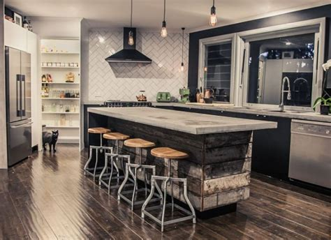 fabriquer un ilot de cuisine en bois fabriquer un ilot de cuisine en bois maison design