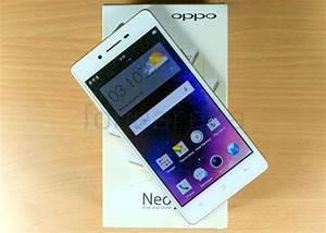 Oppo Neo 7 Unboxing