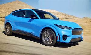 2022 Ford Mustang Mach E Gt Cost Electric Suv - spirotours.com