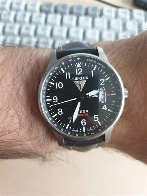 [Junkers Hugo special edition] bought at an airport about ...