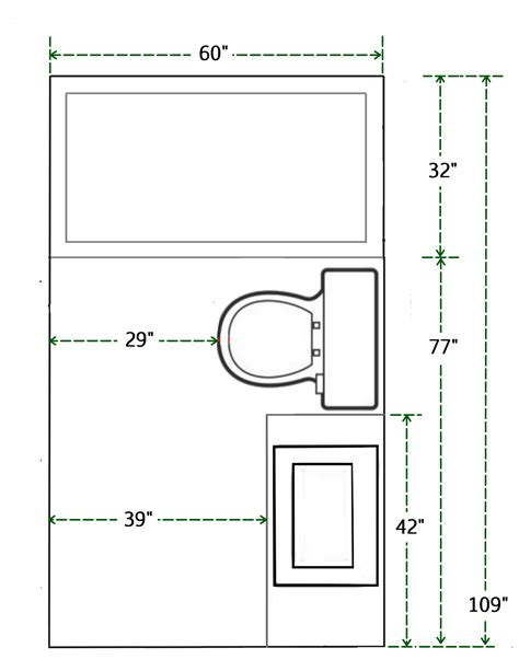 How To Design A Bathroom Floor Plan by Beautiful Bathroom Floor Plans Design Ideas Home