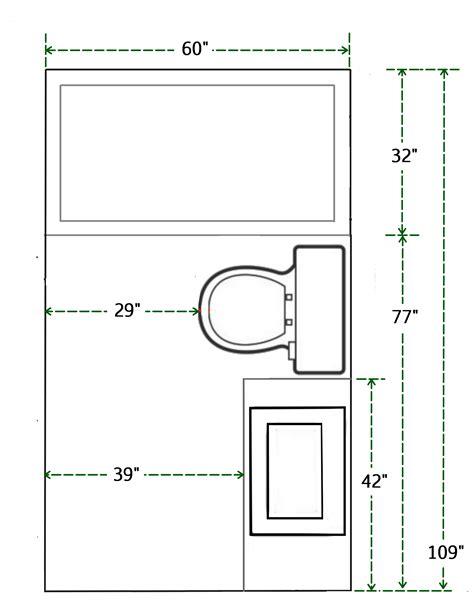 Bathroom Designs Dimensions by Beautiful Bathroom Floor Plans Design Ideas Home