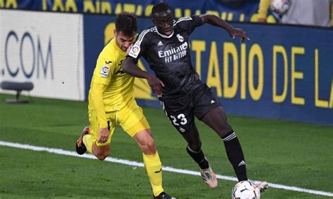 Villarreal - Real Madrid : les notes du match