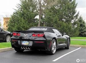 Corvette C7 Cabriolet : chevrolet corvette c7 stingray convertible 7 may 2014 autogespot ~ Medecine-chirurgie-esthetiques.com Avis de Voitures