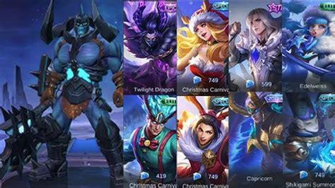 All New Skins + Hero Rework