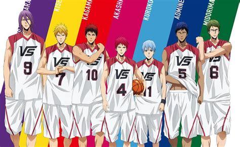 Kuroko no Basket: Last Game (คุโรโกะ นายจืดพลิกสังเวียนบาส ...