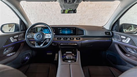 mercedes gls  review luxury supersized car magazine