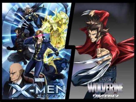 X-MEN & WOLVERINE ANIME - Serie Complete sul Blog - YouTube