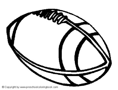 Rugby Kleurplaat by Transmissionpress American Football Sports Coloring Pages