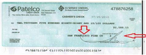 patelco credit union phone number patelco counterfeit patelco cashier s checks