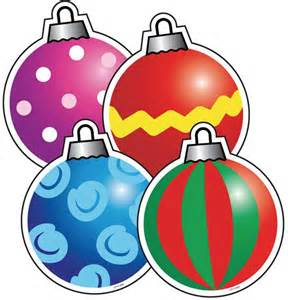 holiday ornaments cut outs ctp4686