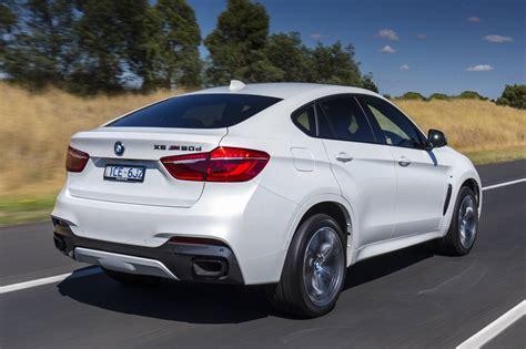 New Car Review Bmw X6 M50d