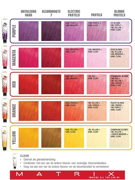 matrix color formulas 108 best images about wella formulas on pastel
