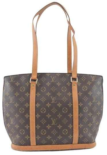 louis vuitton babylone large monogram tote shoulder bag