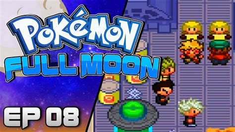 Pokemon Full Moon 🌙 Fan Game Part 8 Mega Evolution What